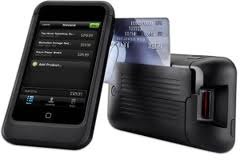This is a Point of Sale (POS) Device that is similar to what Apple Sales Associates use in their stores.