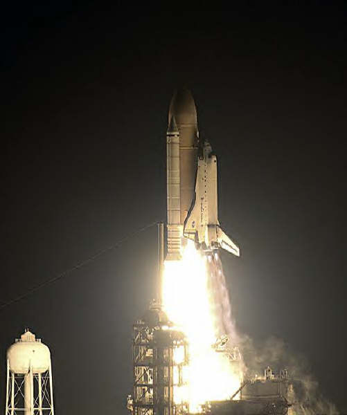 STS-113 Launch to the International Space Station on Saturday, Nov 23, 2002 at about 6:50 pm CST